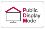 Public Display Mode